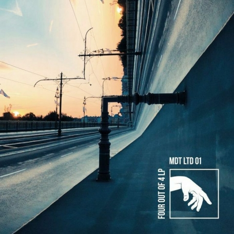 "( MDTLTD 01 ) MACARIE - Four Out Of 4 (gatefold 180 gram vinyl double 12"") Midas Touch Romania"