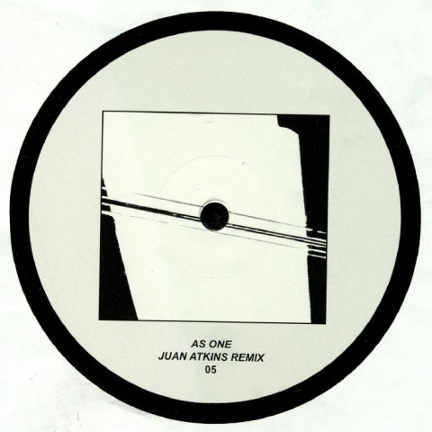 "( GH 05 ) AS ONE - Sphere EP (12"") - Garage Hermetique"