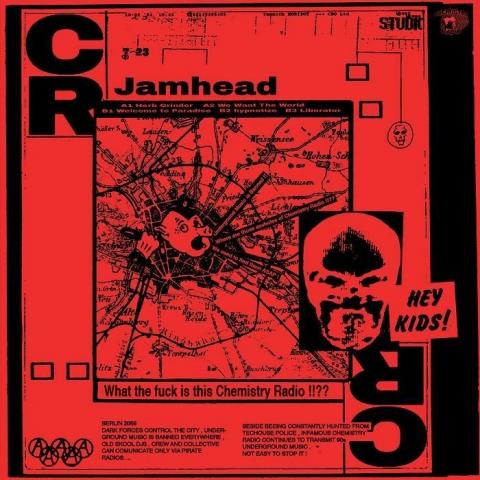 """( CHMR 01 ) JAMHEAD - Chemistry Radio 01 (12"""") Chemistry Radio"""