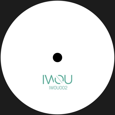 ( IWOU 002 ) IWOU - Iwou 002 (limited 200 copies vinyl only) Iwou records
