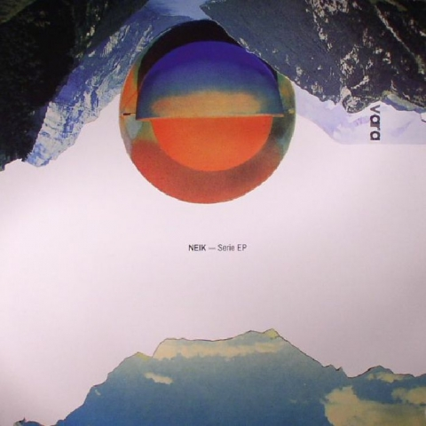 "( VARA 005 ) NEIK - Serie EP (180 gram vinyl 12"" limited to 250 copies) Vara"