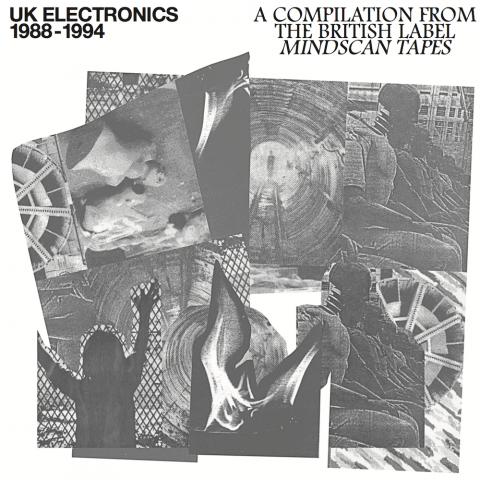 """( DEL 09 ) VARIOUS ARTISTS - Uk Electronics ( 12"""" vinyl ) Delodio"""