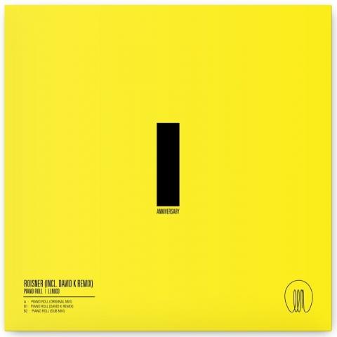 ( LLN003 ) Roisner  - Piano Roll Ep   LumièresLaNuit