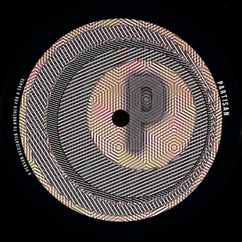 "( PTN 012 ) Giammarco ORSINI - Regression Progression EP (12"") Partisan UK"
