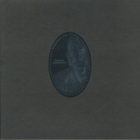( TARE 1 ) NEURO D - Audiomatik (remastered) (reissue) (silver & black vinyl 2xLP) TAR Electronics