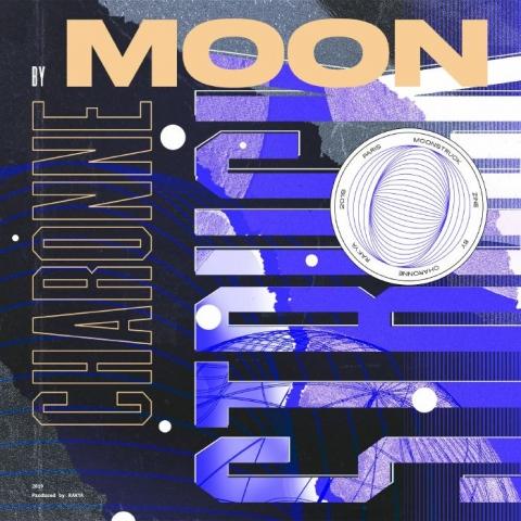 """( ZORA 005 ) CHARONNE - Moonstruck Zine (12"""") (1xcustomer) Rakya France"""