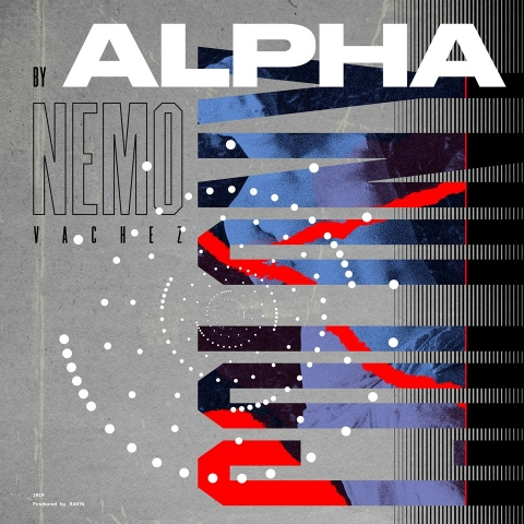 "( ZORA 004 ) NEMO VACHEZ - Alpha Colony (12"") Rakya records"