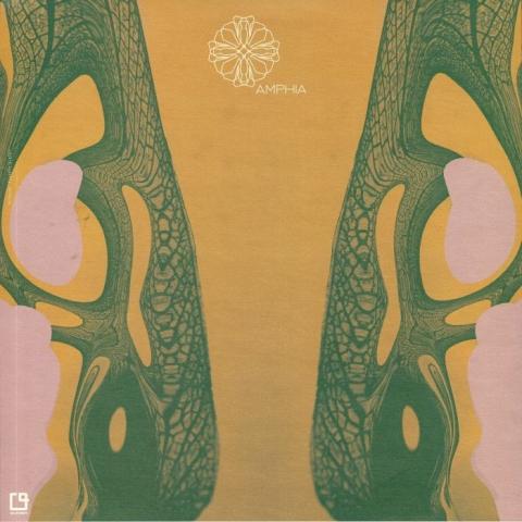 """( AMP 017 ) Kamran SADEGHI - Ritual Signal EP (2x12"""") Amphia Romania"""