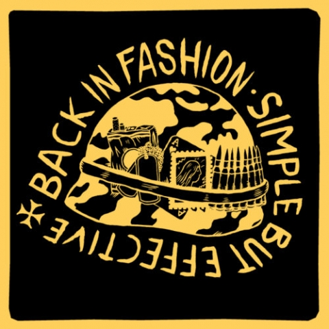 "( R2PRI04  ) Simple But Effective - Back in Fashion EP ( 12"") Rue De Plaisance"