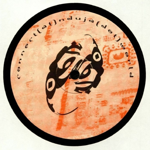 """( NDJ 001 ) MAMMO - Relics EP (12"""" + insert) Nduja"""