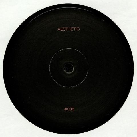"""( AESTHETIC 05 ) KEPLER - AESTHETIC 05 (140 gram vinyl 12""""-vinyl only)  Aesthetic"""