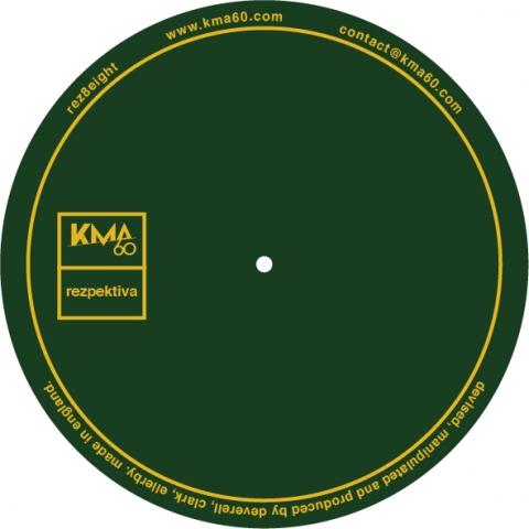"( REZ8eight ) OPIK - REZ8eight ( 12"" vinyl ) KMA60 Rezpektiva Germany"