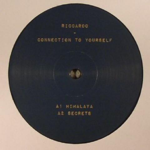"( MET 003 ) RICCARDO - Connection To Yourself (12"") Metropolita"