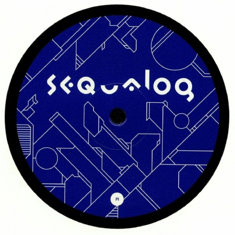 "( SEQG 003 ) ETIENNE - V3 EP (12"") Sequalog France"