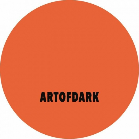"( AOD 008 ) Jack KEO - Attention EP (12"") Art Of Dark"