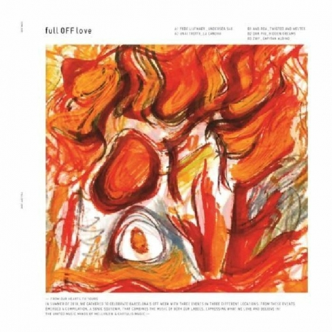 "( CRMLOVE 1 ) VARIOUS - Full Off Love (12"") Melliflow Germany"