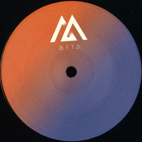 "( META003 ) Ray Mono - First Contact  ( 12"" ) - Meta"