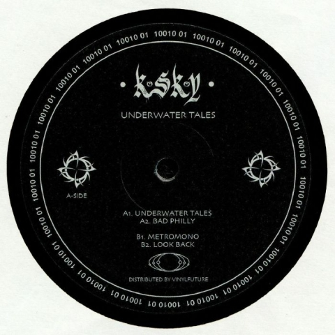 "( 10010RECORDS 001 ) KSKY - Underwater Tales (12"") 10010"