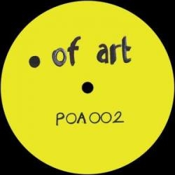 "( POA 002 ) VARIOUS ARTISTS - POA002 (vinyl only 12"") Point of Art"