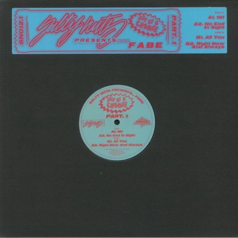 """( SN 12.1 ) FABE - Out Of A Change Part 1 (12"""") Salty Nuts"""