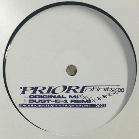 "( INFINITY ) PRIORI - Infinity (12"") unknown label"