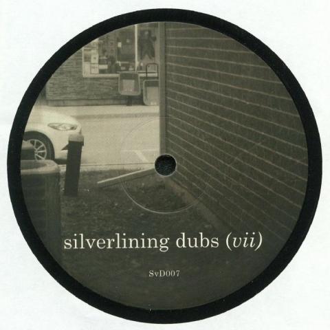 """( SVD 007 ) SILVERLINING - Silverlining Dubs (VII) (180 gram vinyl 12"""") Silverlining Dubs"""