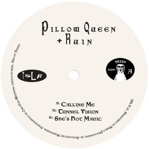 """( ISLA 26 ) PILLOW QUEEN - Ruin Me - Calling Me (12"""") Isla"""