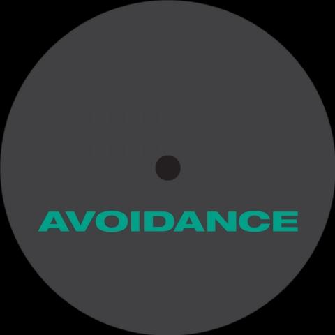 """( AVD 002 ) SANSIBAR - :Game Over (12"""") AVOIDANCE"""