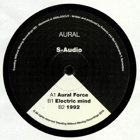 "(  TWM 002 ) S AUDIO - Aural (12"") Traveling Without Moving"