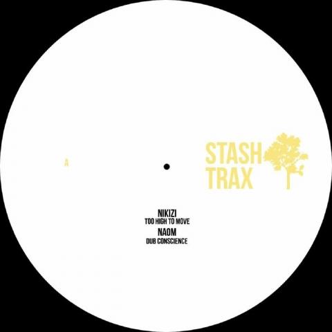 """( STASH 02 ) NIKIZI / NAOM / DEVV / COSMIC CLAP - STASH 02 (12"""") Stash Trax France"""