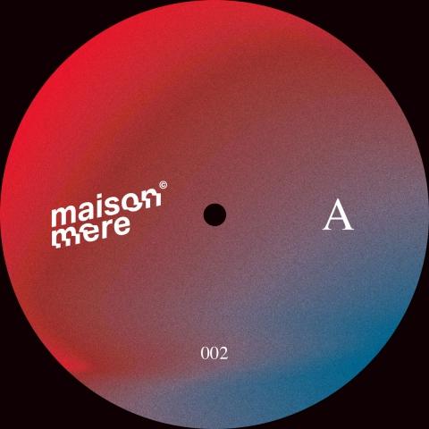 """( MSMR 002 ) Y&E - Nebula Twist EP (12"""") Maison Mere France"""