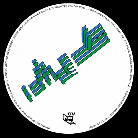 "(  CSV 05 ) KOSH - Keep Hope Alive (12"") Casa Voyager France"