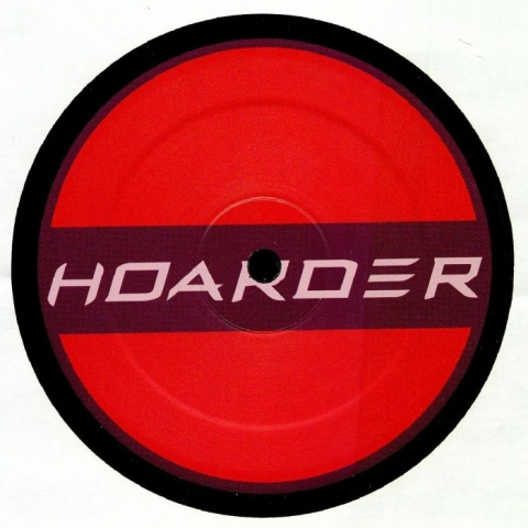 "( HOARD 011 ) Michael JAMES / NOLGA - Outcast EP (12"") Hoarder Netherlands"