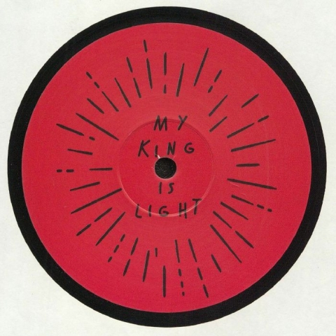 "( MKIL 002 ) Amir ALEXANDER - Wisdom (12"") My King Is Light Germany"