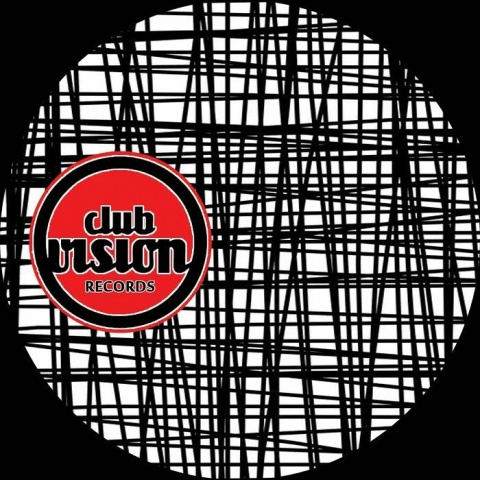 "( CV 04 ) Paolo MOSCA - Universal Vibes EP (12"") Club Vision Italy"