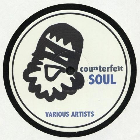 "( COUNTERFEITSOUL 4 ) Frazer CAMPBELL/JORGE ZAMACONA/JORGE CAIADO/STE ROBERTS - Counterfeit Soul Vol. 4 (180 gram vinyl 12"") Counterfeit Soul"