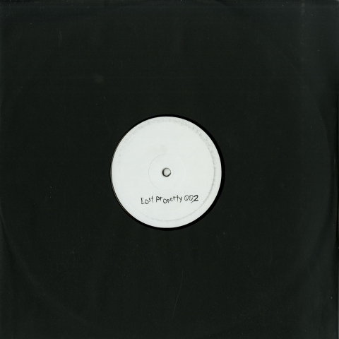 "( LP 002 ) LOST PROPERTY -  Lost Property 002 (12"") Lost Property."
