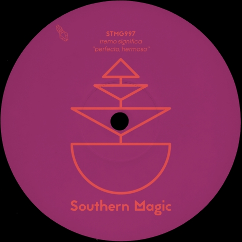 "( STMG 997 ) FUTURE MEMORIES - Tremo EP (12"") Southern Magic"