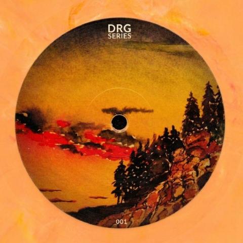 "( DRGS 001C ) DRG SERIES - DRGS 001 (repress) (orange marbled vinyl 12"") DRG Series Romania"