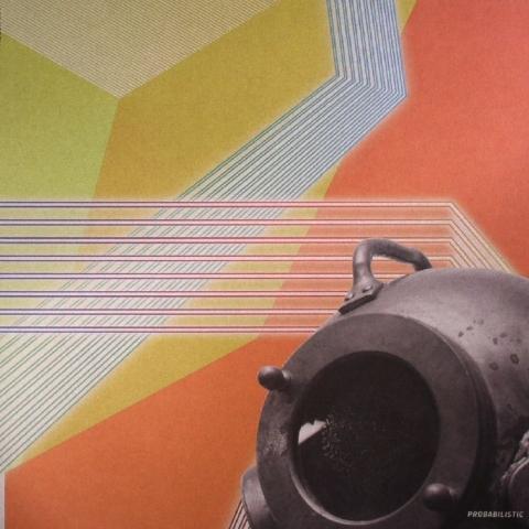"( MFLOW 5 ) PROBABILISTIC - Paradigm EP (10"") Melliflow Germany"