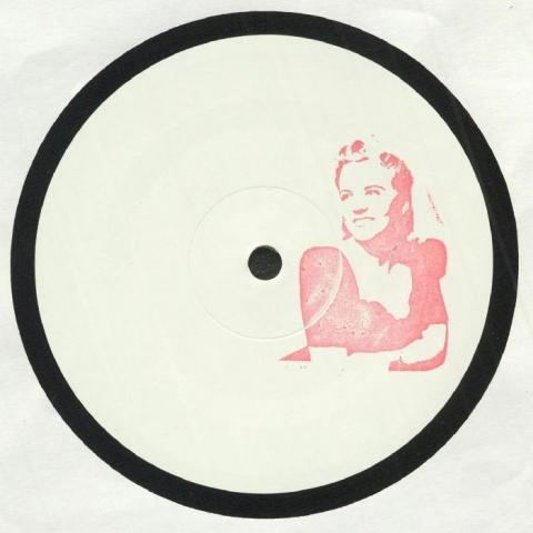 """(  EEE 010 ) EEE - EEE 010 (hand-stamped 1-sided 180 gram vinyl 12"""") EEE"""