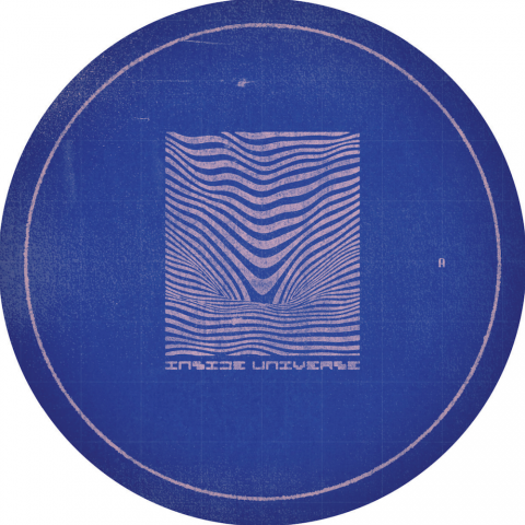"( INSIDEUNIVERSE 001 ) ATREE - No Technical Problems ( 12"" vinyl ) Inside Universe"