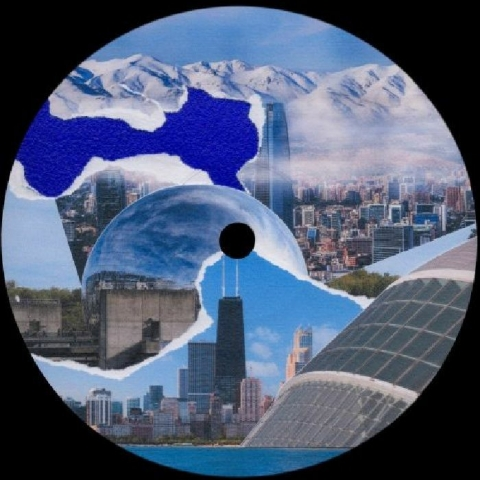 """( AO 50 ) ONE PLUS 1 / CAMILO GIL - Le Matin EP (12"""") Adult Only France"""