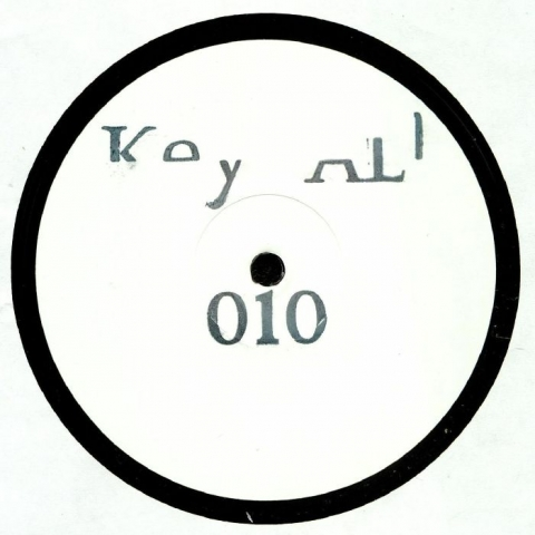 "(  KA 010 ) KEY ALL - Key All 010 (hand-stamped 12"") Key All Germany"