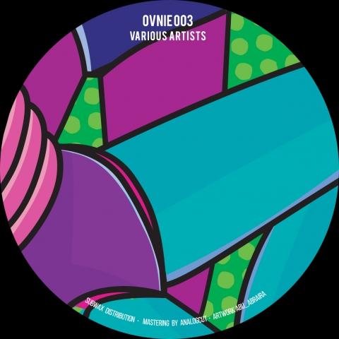"""( OVNIE 003 ) VARIOUS - OVNIE 003 (12"""") Ovnie"""