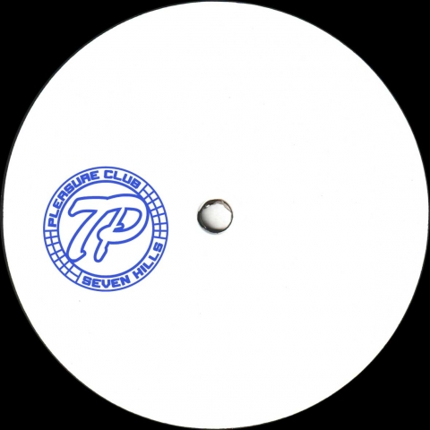 "( SVNPLSRS 001 ) OMAR & BOBBY / THEE J JOHANZ - Seven Pleasures Part 1: Superbia EP (12"") Seven Hills Records / Pleasure Club"