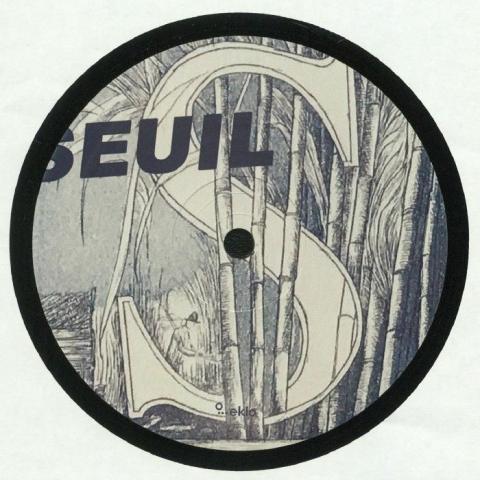 """( EKLO 039 )  SEUIL - Acid La Cour (12"""") Eklo France"""