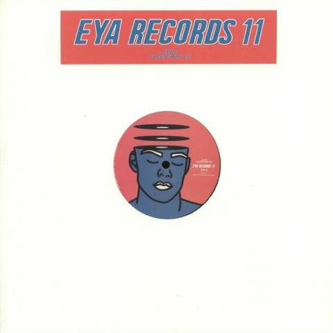 """( EYA 011 ) ZOTS - Sleepshop EP (140 gram vinyl 12"""") Eya"""