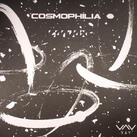 ( YAYLP 001 ) CANVAX - Cosmophilia (2xLP) - Yay