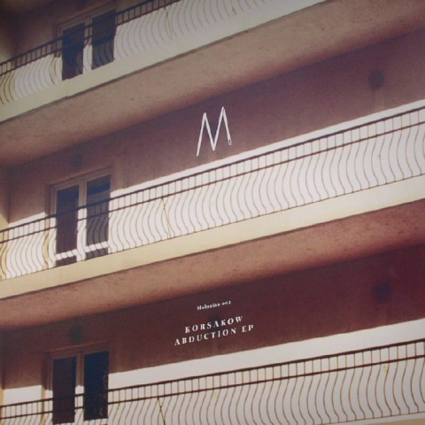 "( MALONIAN 002 ) KORSAKOW - Abduction EP (12"") Malonian Germany"